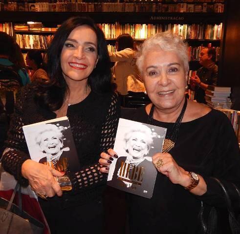 Liliana Rodriguez e Cidinha Campos