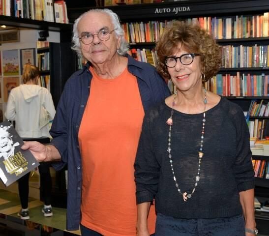 Zelito Viana e Vera Maria de Paula