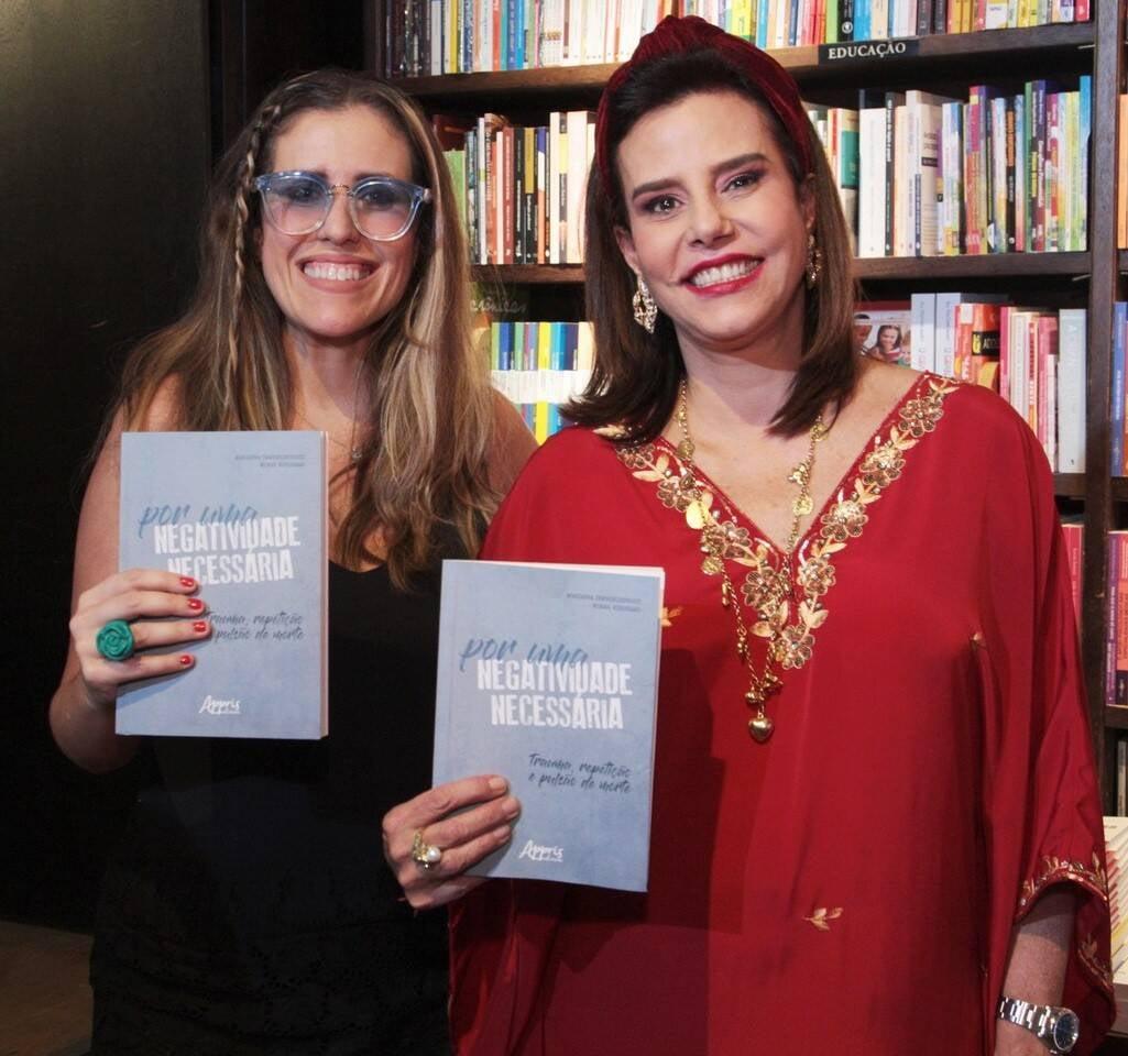 Bruna Barros e Narcisa Tamborindeguy /Foto: Vera Donato