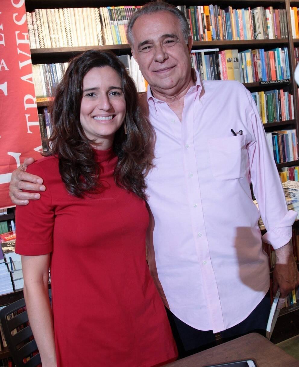 Marianna Tamborindeguy de Oliveira e Roberto D'Avilla /Foto: Vera Donato