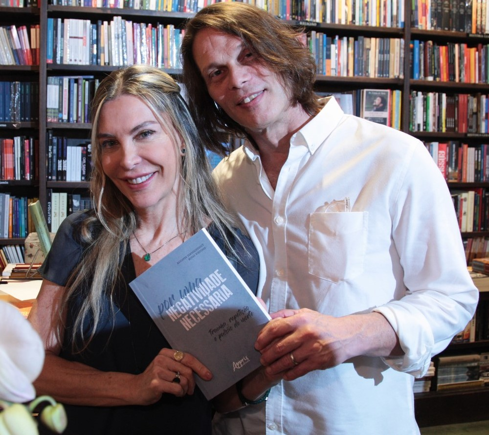 Rhana e Peter Picolin /Foto: Vera Donato