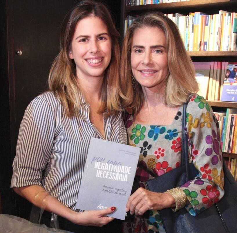 Maria Marinho e Maitê Proença /Foto: Vera Donato