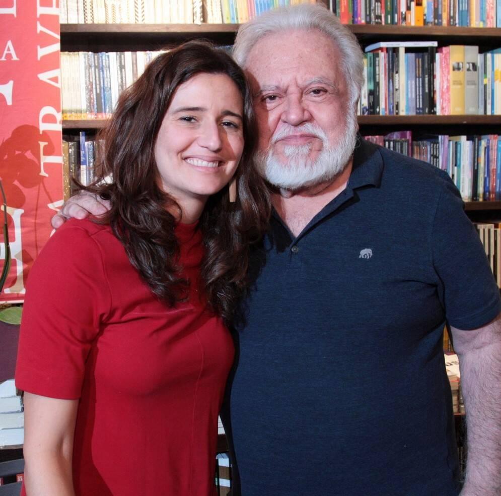 Marianna Tamborindeguy de Oliveira e Ricardo Amaral /Foto: Vera Donato