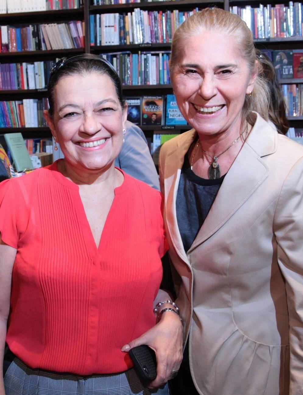 Raquel Resende e Dora Cortez /Foto: Vera Donato
