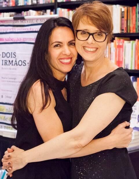 Maria Camargo e Bianca Ramoneda