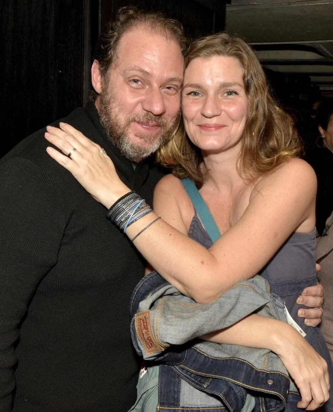 Bruce Gomlevsky e Julia Carrere /Foto: Cristina Granato