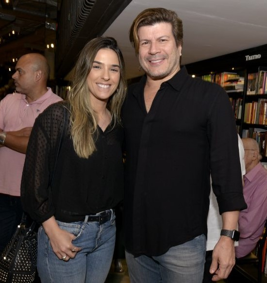 Isabella Pinheiro e Paulo Ricardo /Foto: Cristina Granato
