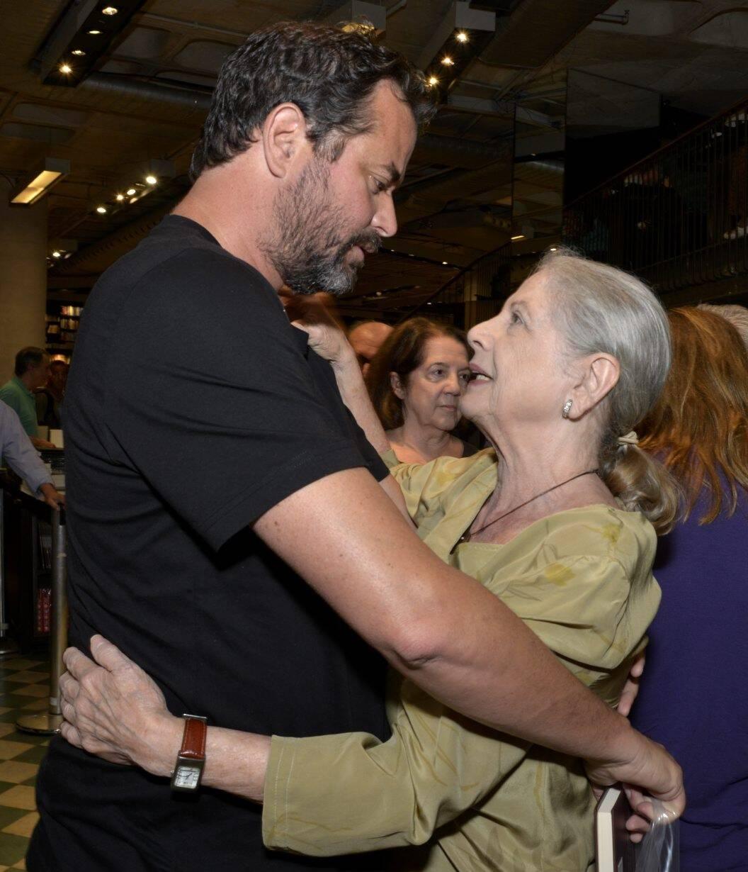 Miguel Pinto Guimarães  e Mary Ventura /Foto: Cristina Granato