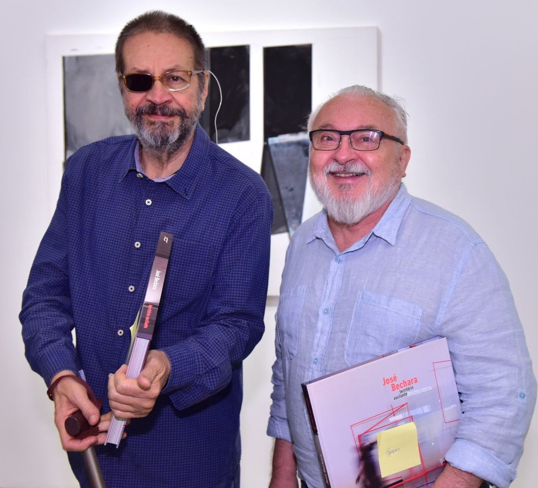 Victor Arruda e Josias Benedito /Foto: Paulo Jabur