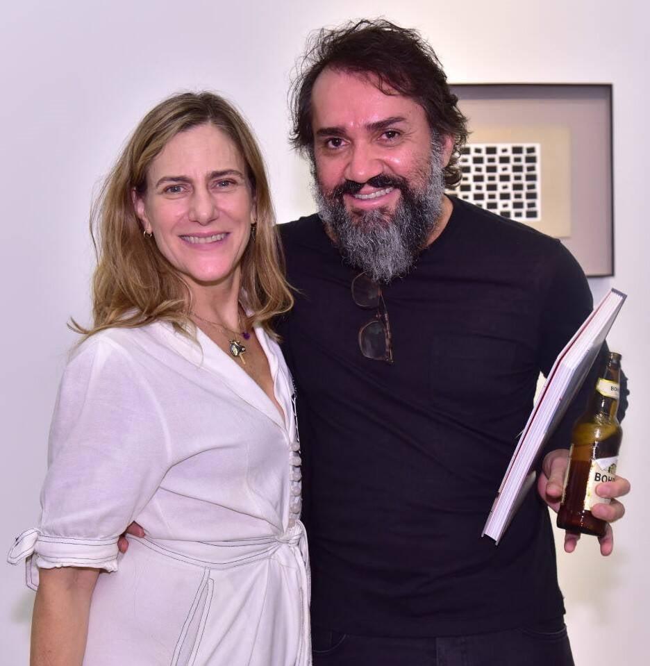 Dedina Bernardelli e Beto Silva /Foto: Paulo Jabur