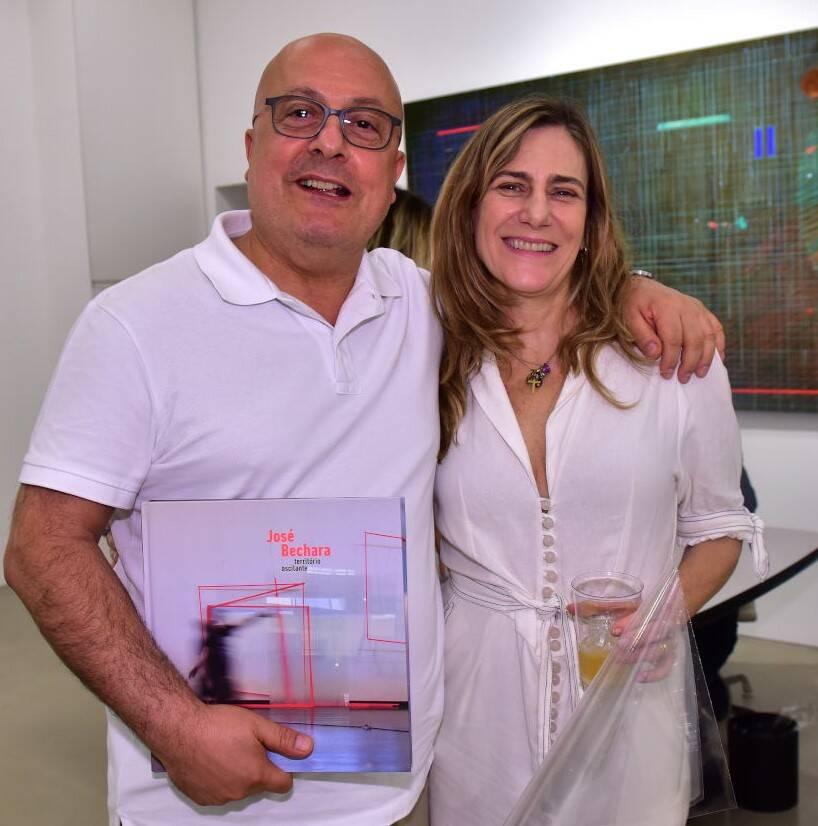 Emílio Kalil e Dedina Bernardelli /Foto: Paulo Jabur