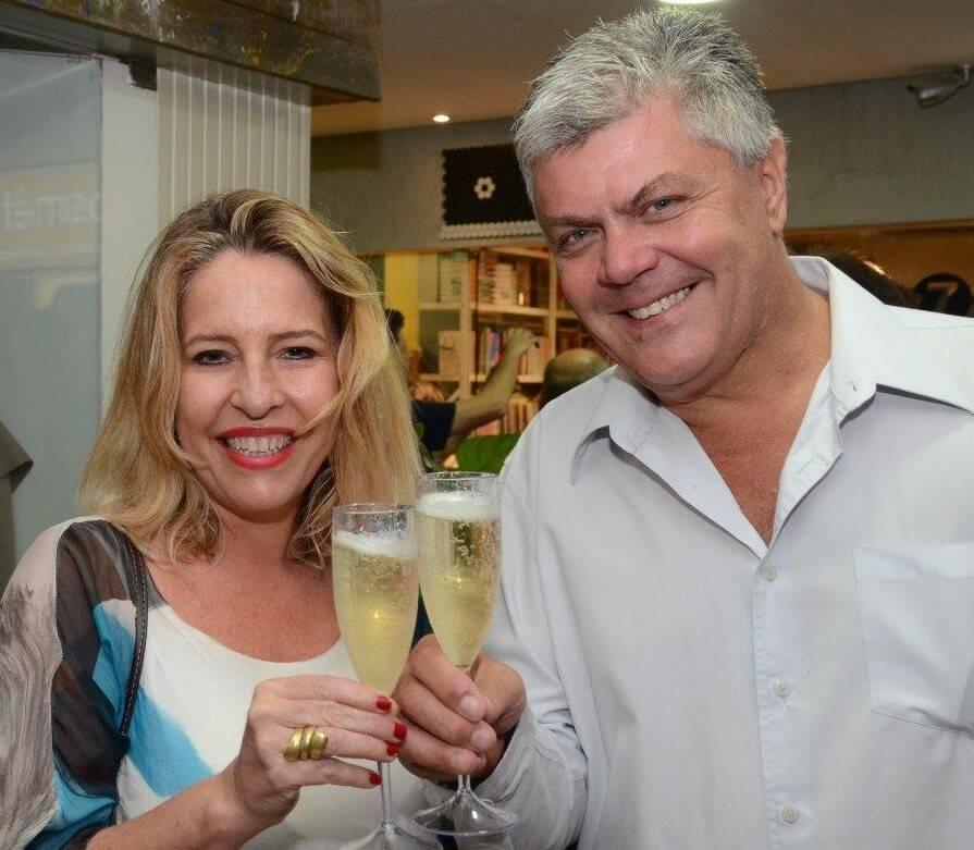Claudia Sussekind e Ulrich Malohlava  /Foto: Marco Rodrigues