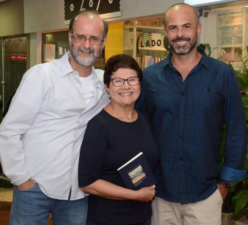 Francisco Azevedo, Edvane Cabral e Ricardo Portilho  /Foto: Marco Rodrigues