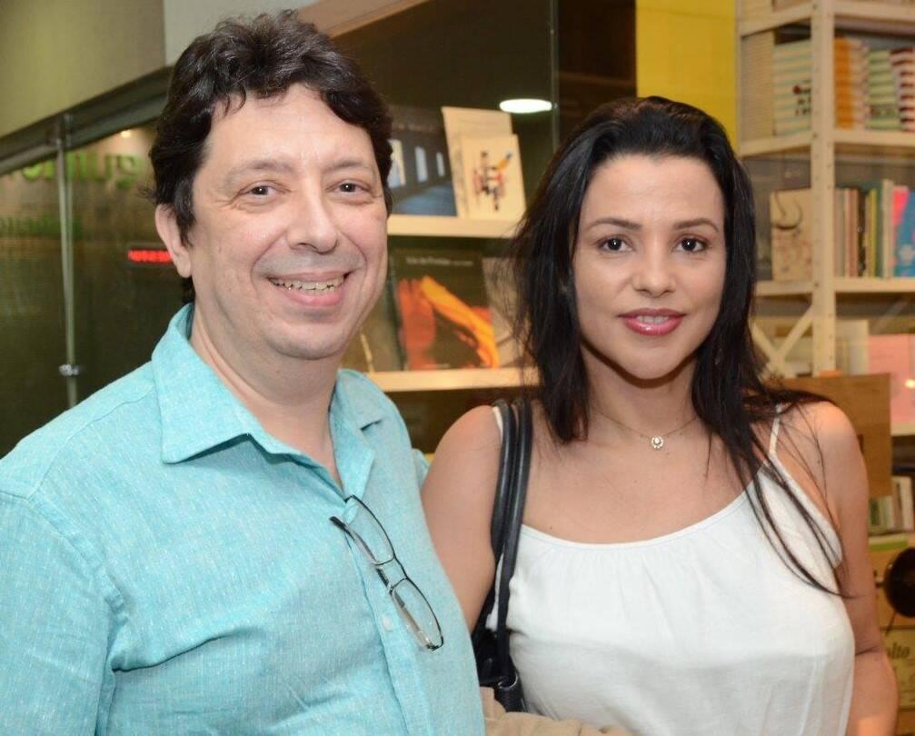 Luiz Claudio Almeida e Weine Costa  /Foto: Marco Rodrigues
