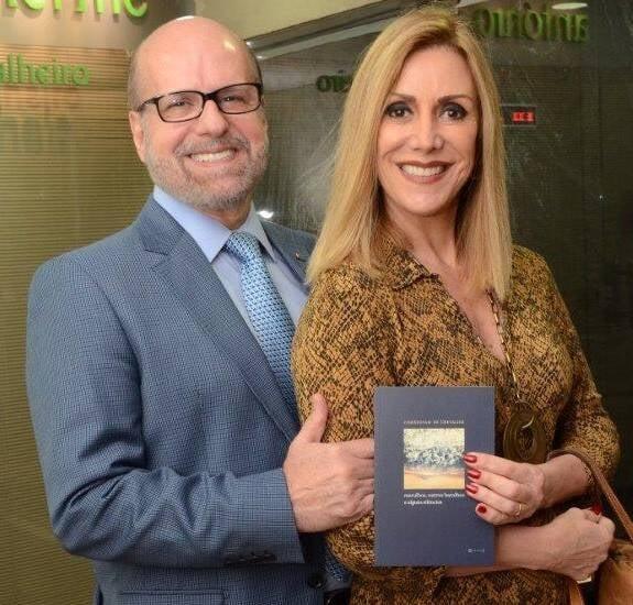 Luiz Felipe e Isabela Francisco  /Foto: Marco Rodrigues
