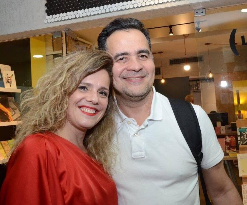 Patrícia Mellodi e Alberto Saraiva  /Foto: Marco Rodrigues