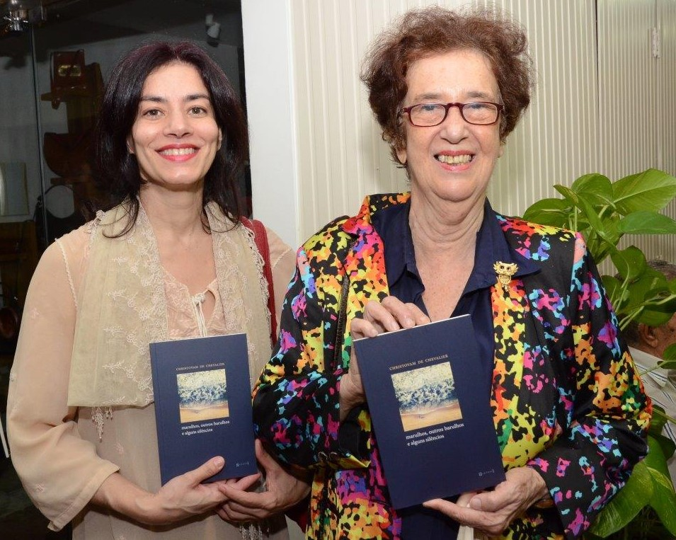 Suzana Fuentes e Eunice Gutman  /Foto: Marco Rodrigues