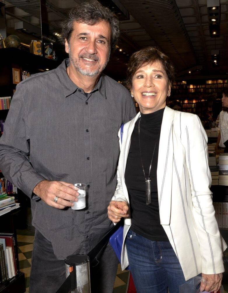 José Alvarenga e Natalia do Vale  /Foto: Crisitna Granato