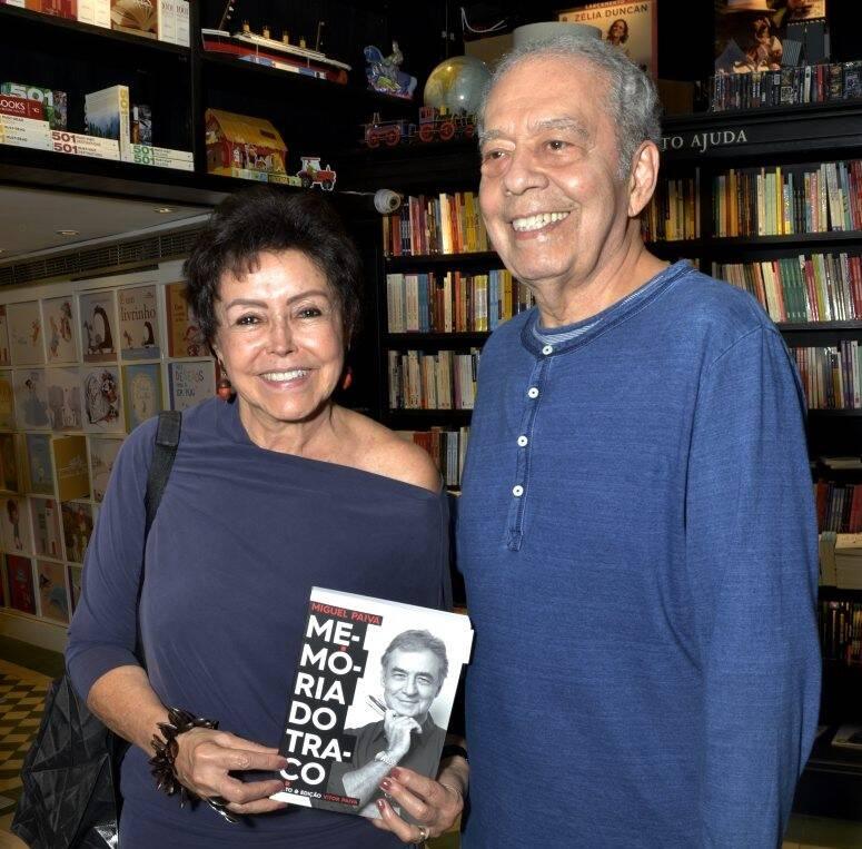 Maria e Cesar Oiticica   /Foto: Crisitna Granato