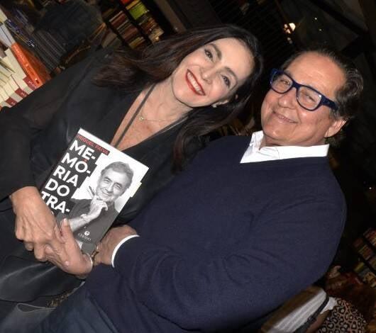 Liliana Rodriguez e Nestor Rocha  /Foto: Crisitna Granato