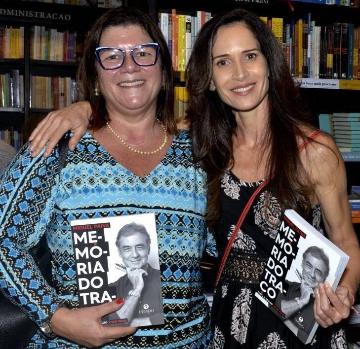 Andréa Pachá e Ingra Lyberato  /Foto: Crisitna Granato