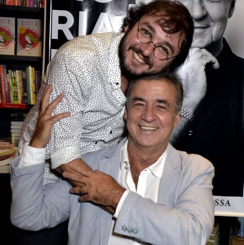 Vitor e Miguel Paiva /Foto: Crisitna Granato