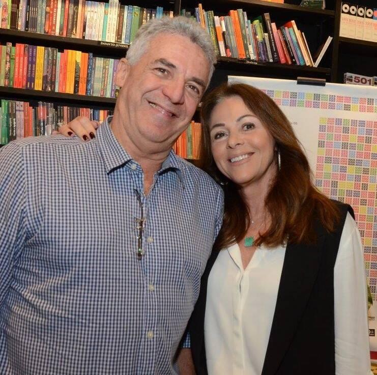 Fernando Alencar e Carla Fadini  /Foto: Marco Rodrigues