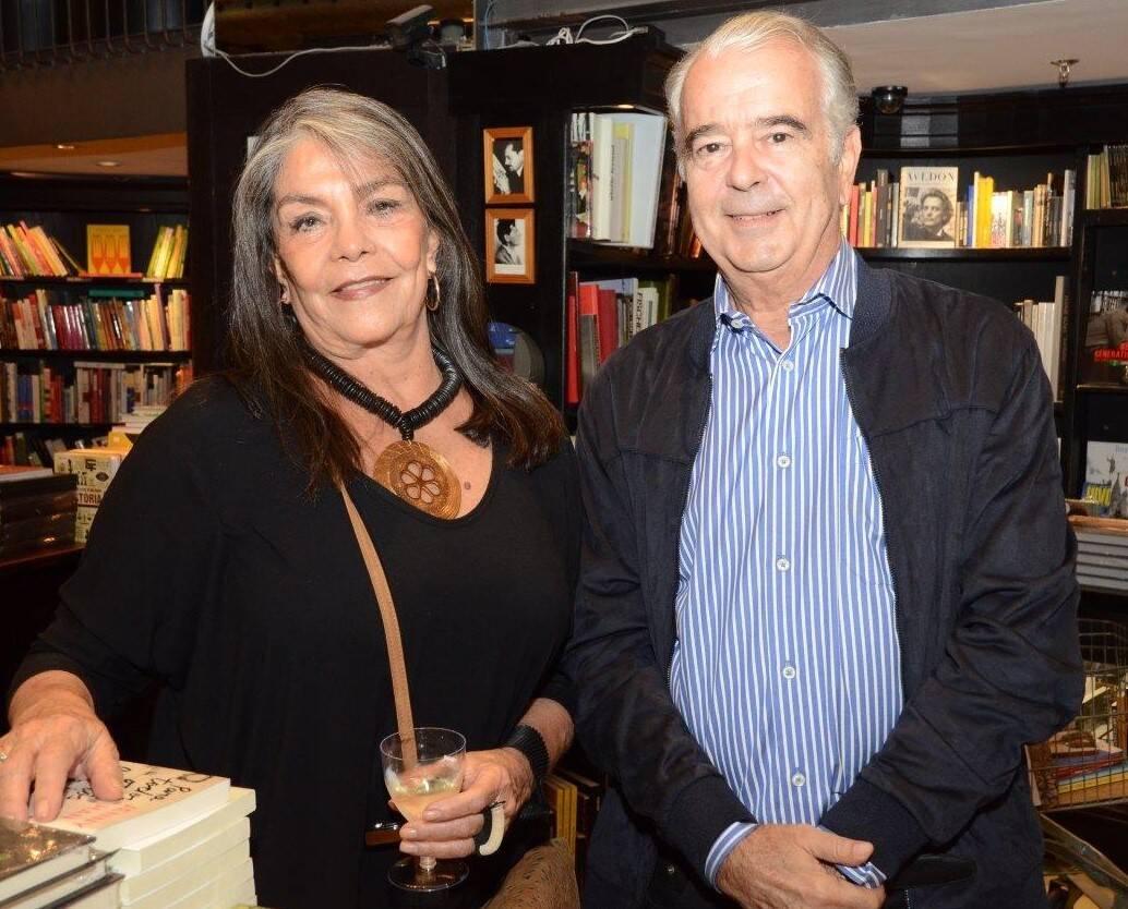 Marisa Sussekind e Pedro Amado  /Foto: Marco Rodrigues