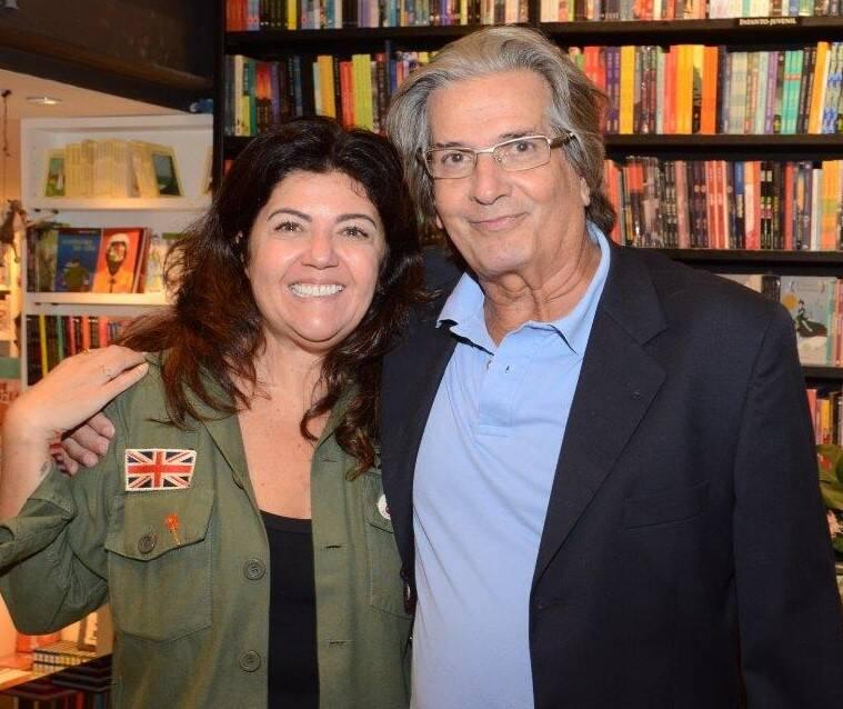 Ana Borelli e Márcio Roberto  /Foto: Marco Rodrigues