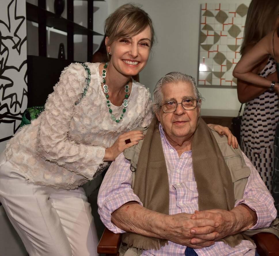 Patrícia Marinho e Elias Kaufman  /Foto: Paulo Jabur