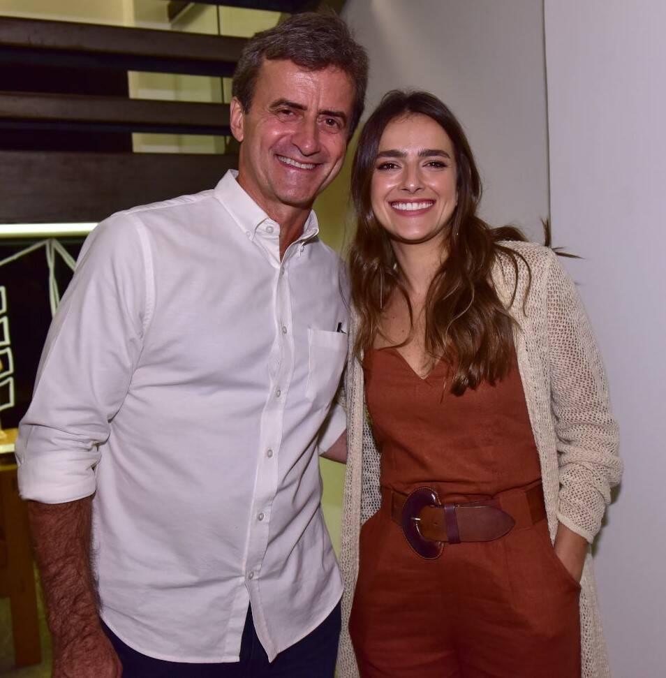 Juarez Farias e Danielle Freitas /Foto: Paulo Jabur