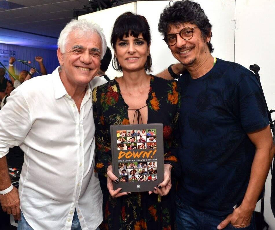 Jorge Davidson, Fernanda Abreu e Pedro Luís