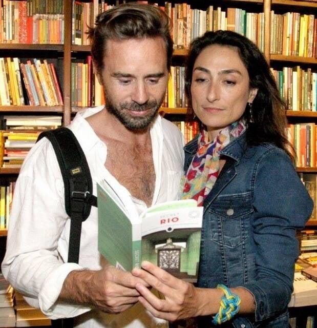 Jerome Chardonnet e Odile Arnaud