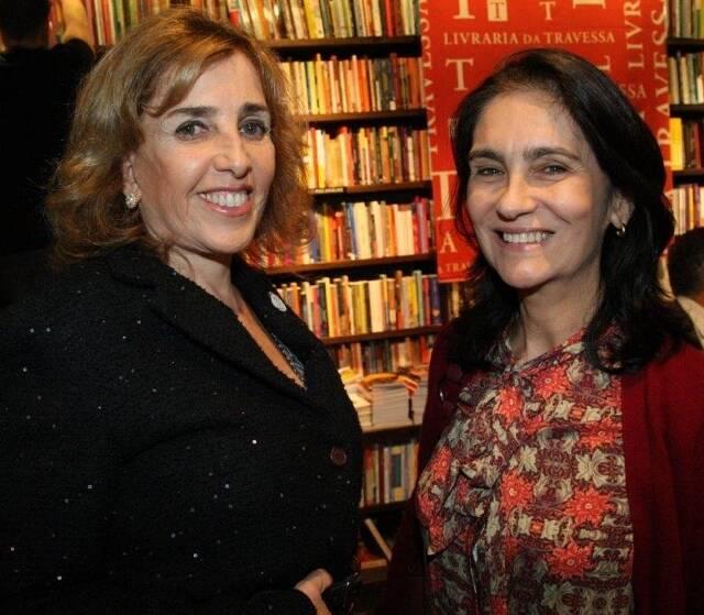 Vera Bocayuva e Katia Leite Barbosa