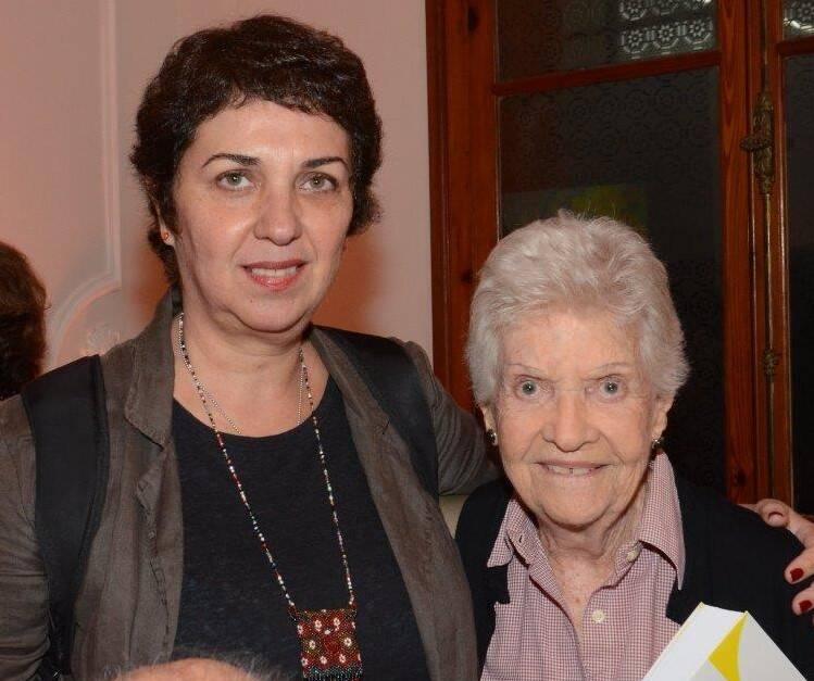 Suzana Queiroga e Tersa Miranda /Foto: Marco Rodrigues
