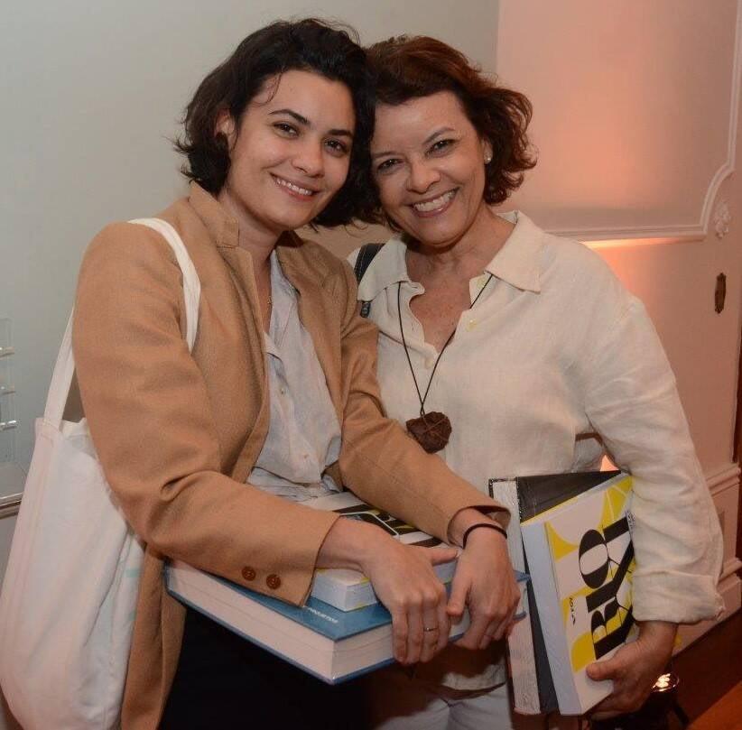 Laura e Márcia Mello /Foto: Marco Rodrigues