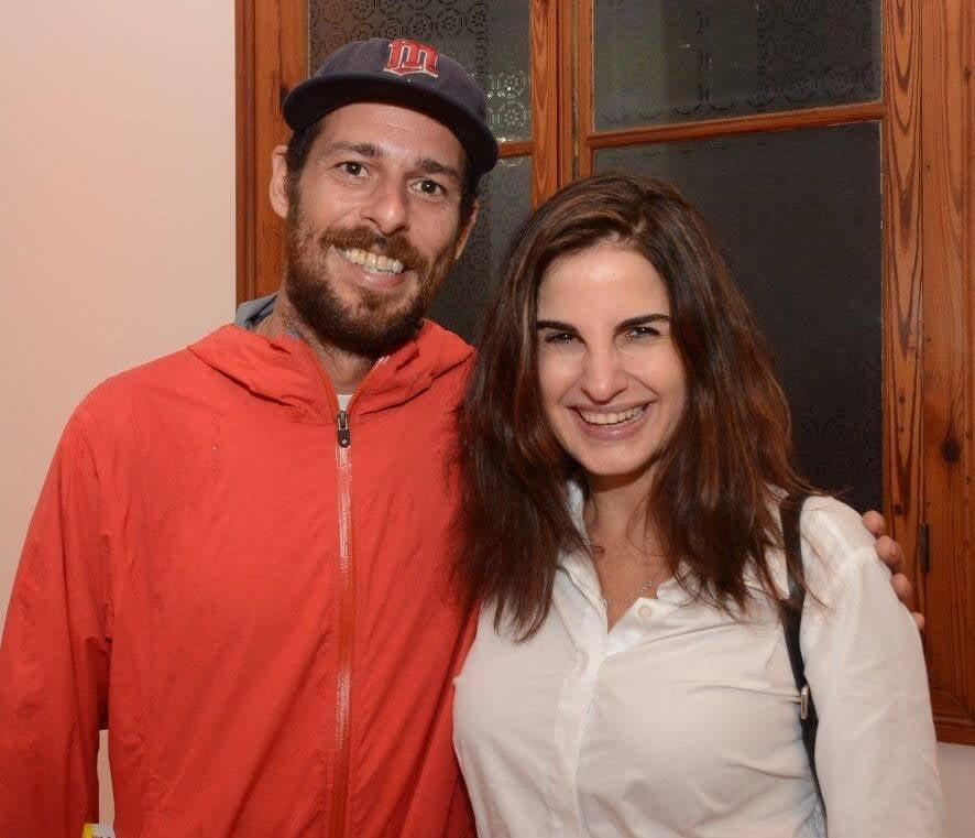 Marcelo Macedo e Renata Fadel /Foto: Marco Rodrigues