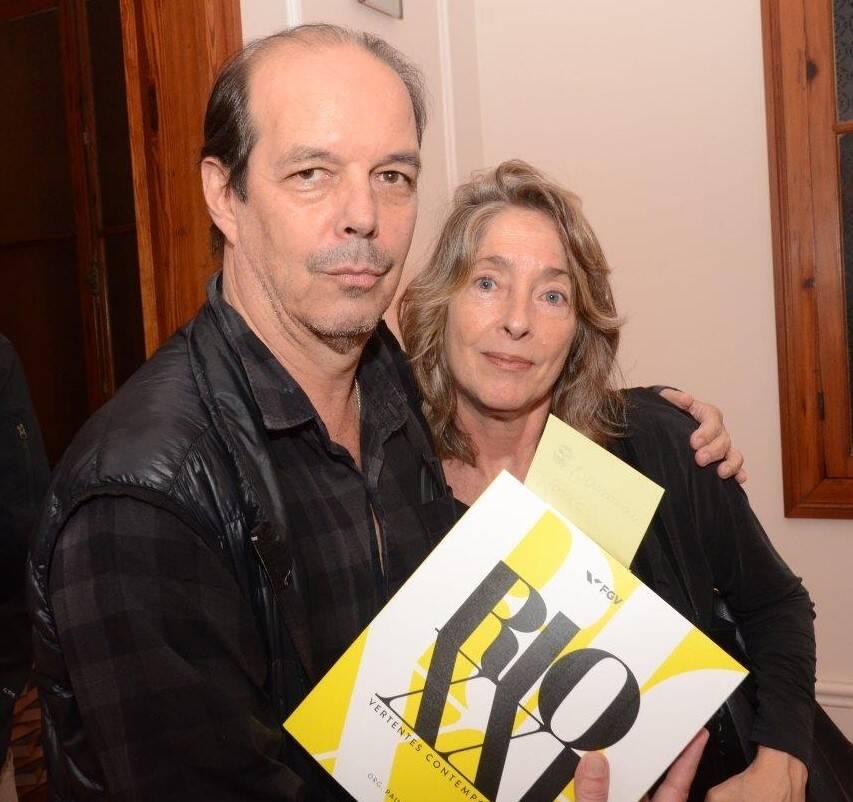 Marcos Bonisson e Márcia Kranz /Foto: Marco Rodrigues