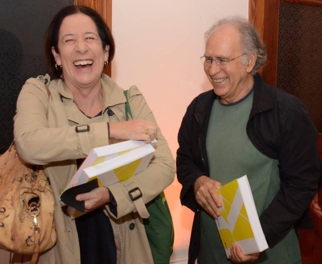 Renata Saboya e Rubem Grilo /Foto: Marco Rodrigues