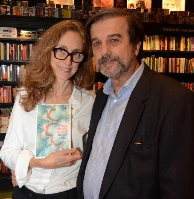 Betty Gofman e Hugo Barreto / Foto: Marco Rodrigues