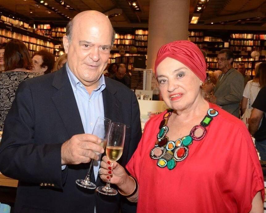 Adriano Jordão e Myriam Dauelsberg  / Foto: Marco Rodrigues