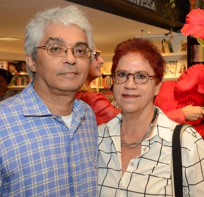 José Mario Pereira e Christina Ajuz / Foto: Marco Rodrigues