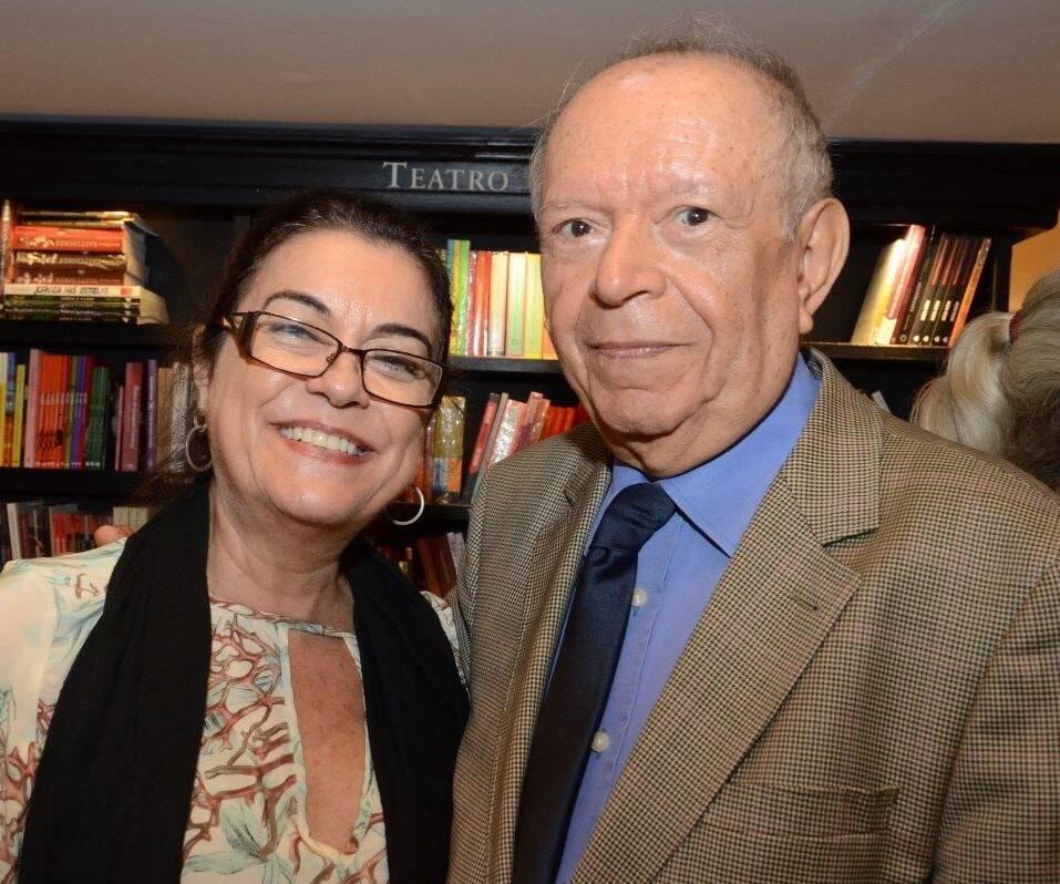 Lilian Fontes e Antonio Torres / Foto: Marco Rodrigues