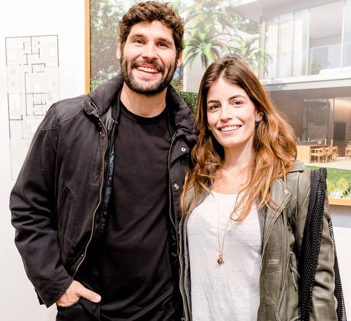 Dudu Azevedo e Fernanda Mader  /Foto: Bruno Ryfer