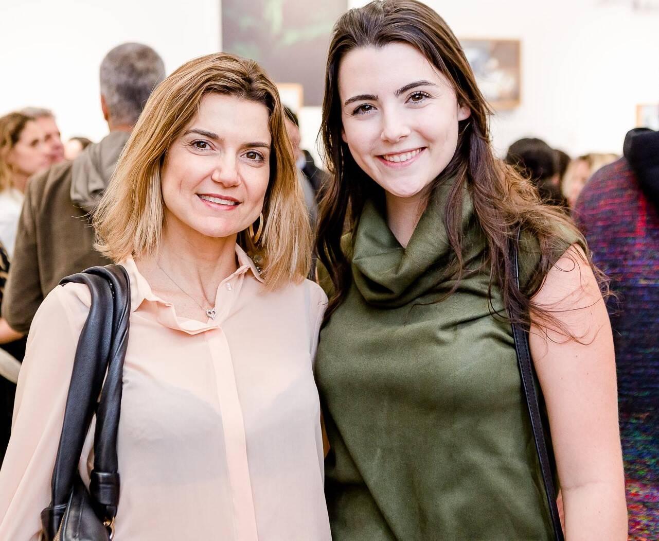 Flavia e Luiza Marcolini  /Foto: Bruno Ryfer