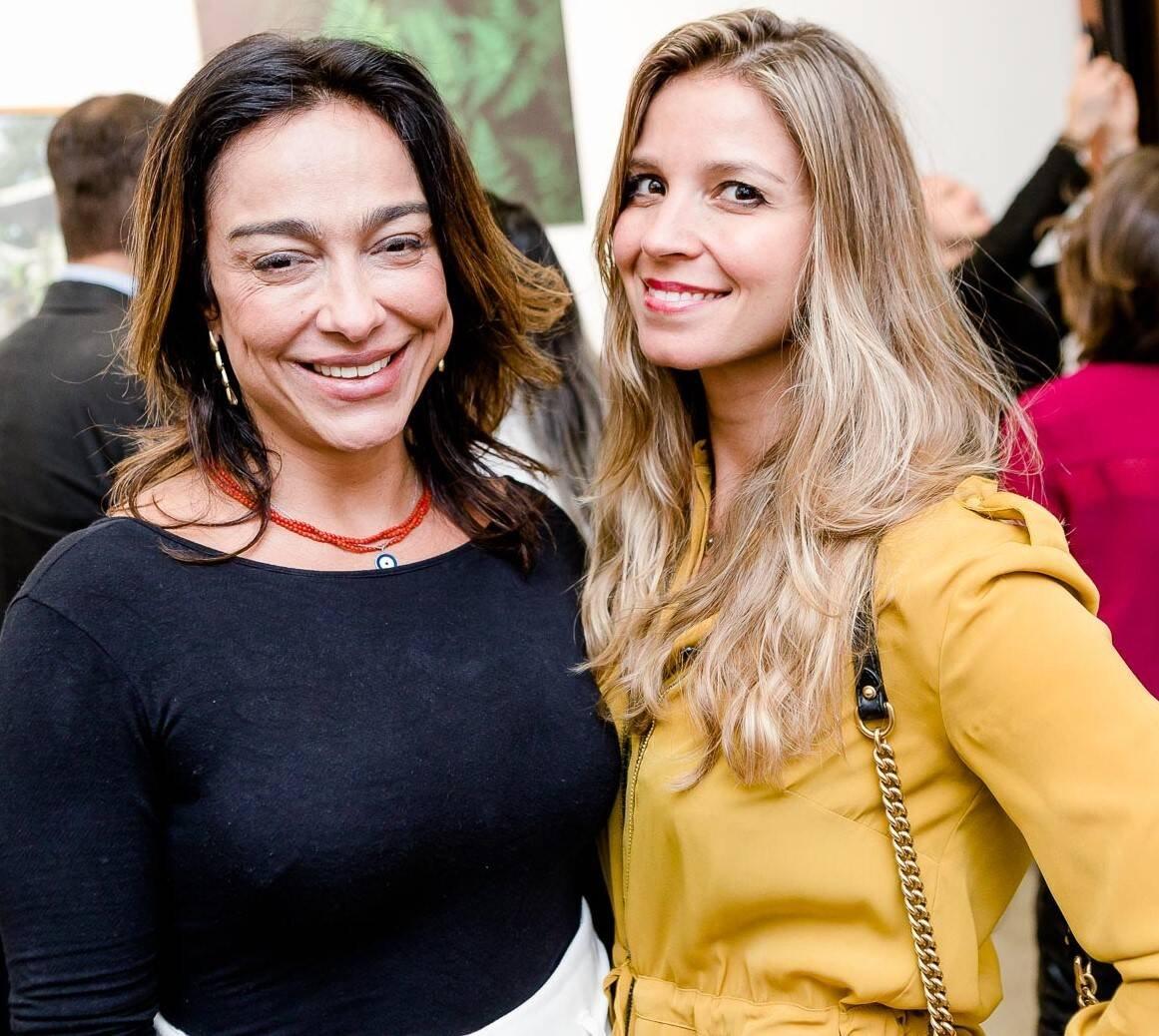 Ana Paula Iespa e Aline Araujo  /Foto: Bruno Ryfer