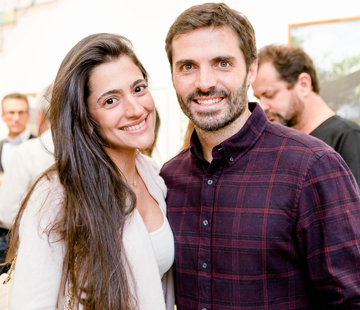 Luiza Marinho e Cadu Rabello  /Foto: Bruno Ryfer