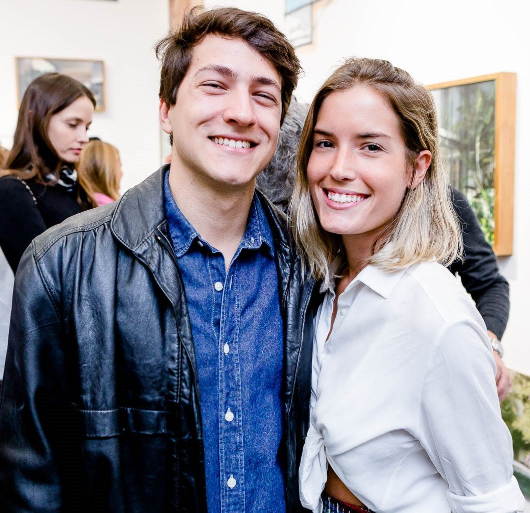 Pedro Malan e Adriana Conti  /Foto: Bruno Ryfer