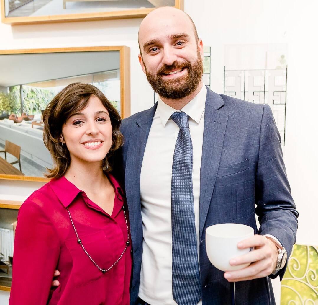 Renata Levy e Rafael Guetta  /Foto: Bruno Ryfer
