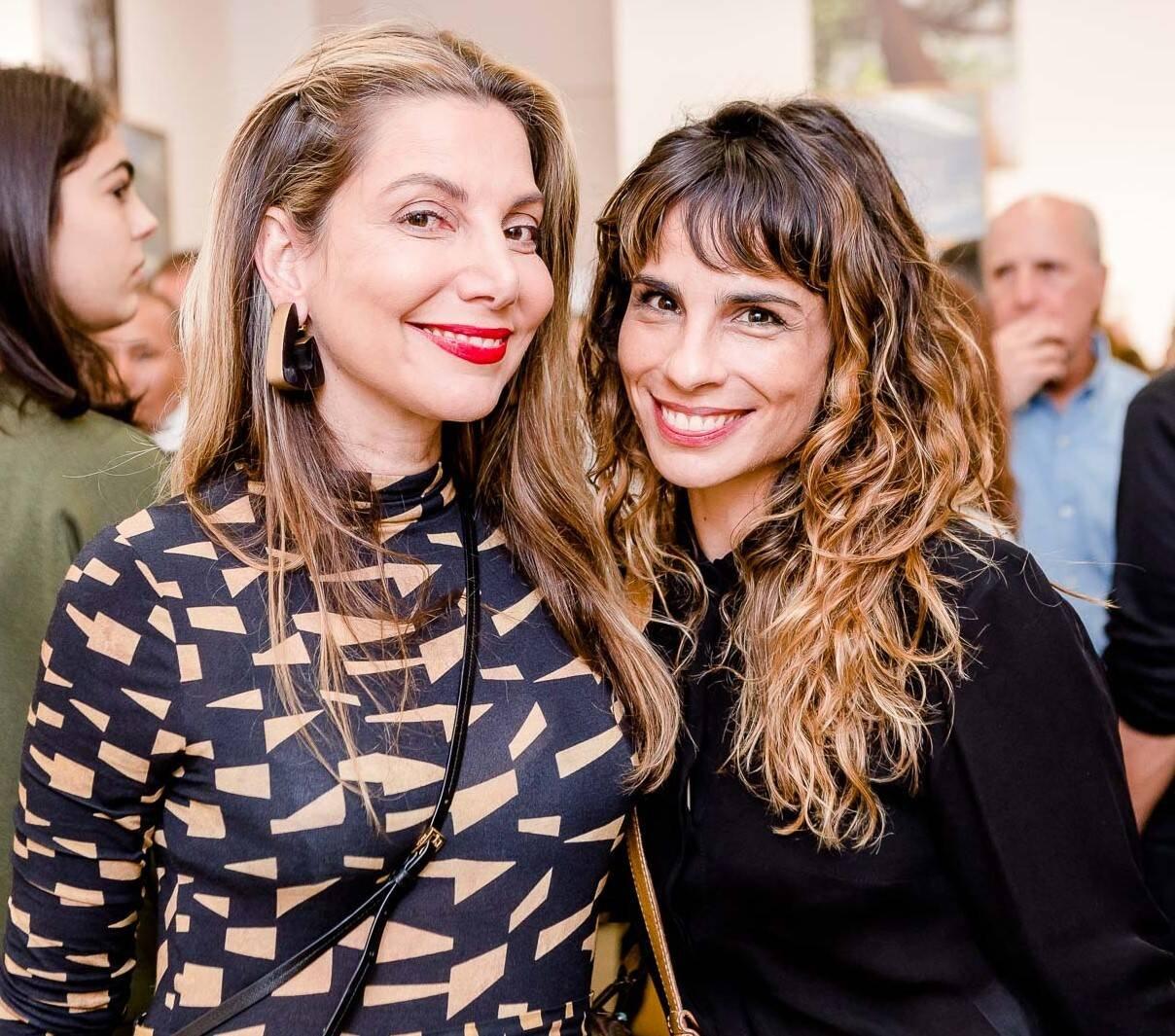 Renata Reis e Maria Ribeiro  /Foto: Bruno Ryfer